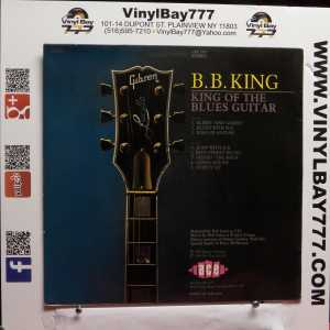 B.B. King King Of The Blues Guitar Used VG++ EEC Import 2