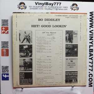 Bo Diddley Hey Good Looking Used VG+ LP 2